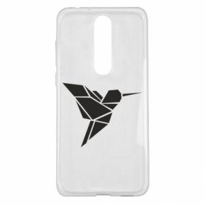 Nokia 5.1 Plus Case Bird