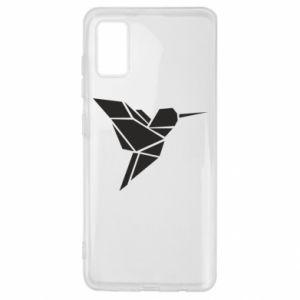 Samsung A41 Case Bird