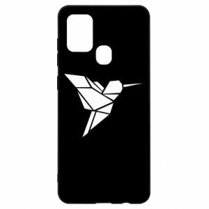 Samsung A21s Case Bird