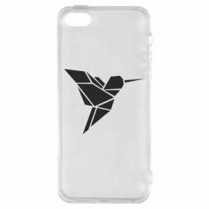 Etui na iPhone 5/5S/SE Ptak