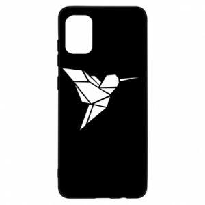 Samsung A31 Case Bird