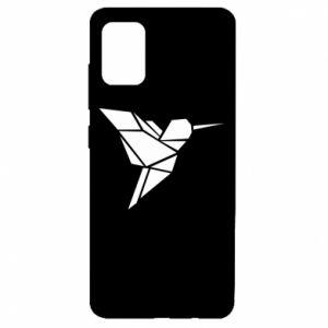 Samsung A51 Case Bird