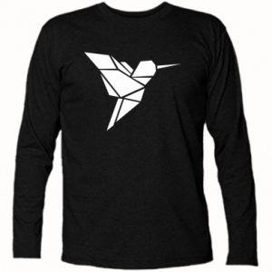 Koszulka z długim rękawem Ptak