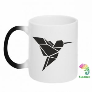 Kubek-kameleon Ptak