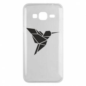 Etui na Samsung J3 2016 Ptak