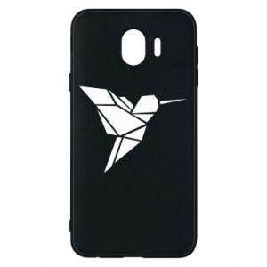 Etui na Samsung J4 Ptak