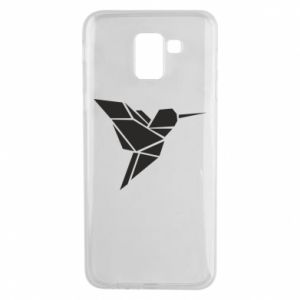 Etui na Samsung J6 Ptak