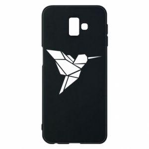 Etui na Samsung J6 Plus 2018 Ptak