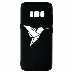 Etui na Samsung S8 Ptak