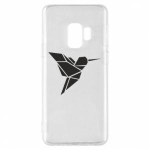Etui na Samsung S9 Ptak