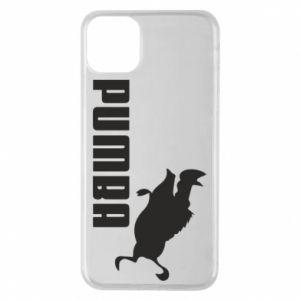 iPhone 11 Pro Max Case PUMBA