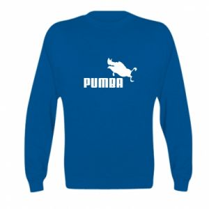 Kid's sweatshirt PUMBA