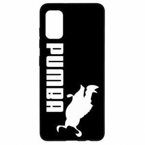 Samsung A41 Case PUMBA