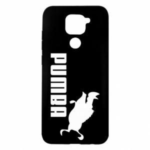 Xiaomi Redmi Note 9 / Redmi 10X case % print% PUMBA