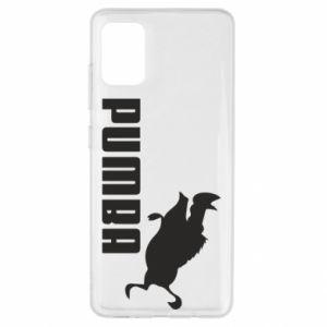 Samsung A51 Case PUMBA