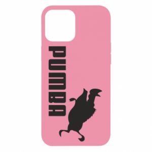 iPhone 12 Pro Max Case PUMBA