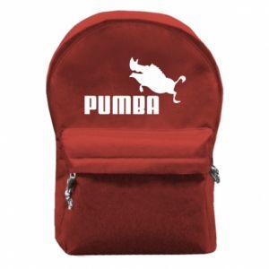 Plecak z przednią kieszenią PUMBA