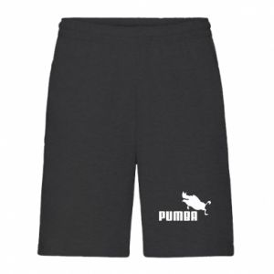 Men's shorts PUMBA
