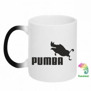 Magic mugs PUMBA