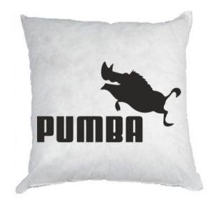 Pillow PUMBA
