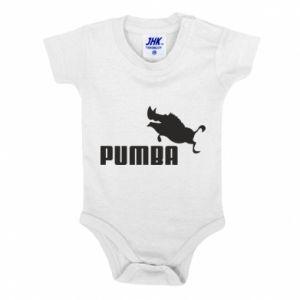 Baby bodysuit PUMBA
