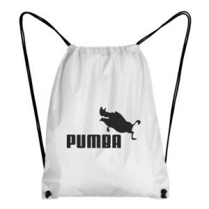 Backpack-bag PUMBA