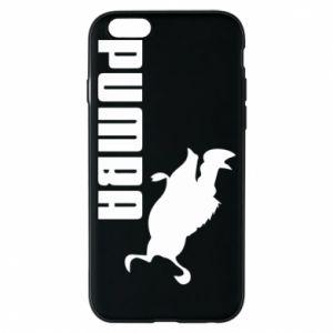 Etui na iPhone 6/6S PUMBA