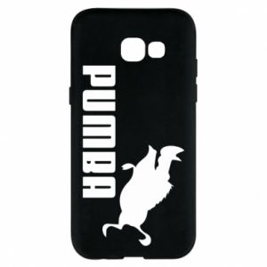 Phone case for Samsung A5 2017 PUMBA