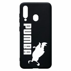 Phone case for Samsung A60 PUMBA