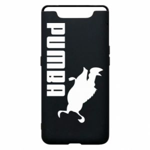 Phone case for Samsung A80 PUMBA