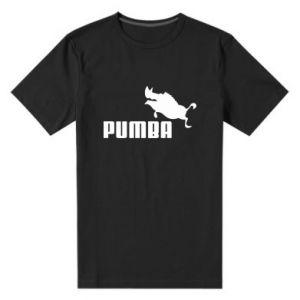 Men's premium t-shirt PUMBA