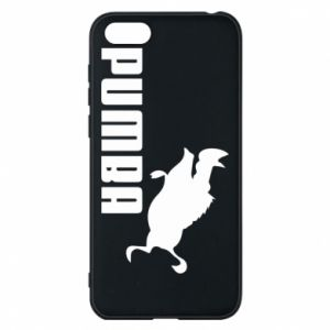 Phone case for Huawei Y5 2018 PUMBA