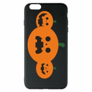 Phone case for iPhone 6 Plus/6S Plus Pumpkins with scary faces