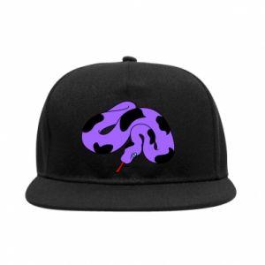 SnapBack Purple snake