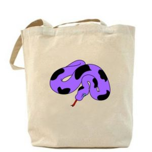 Bag Purple snake