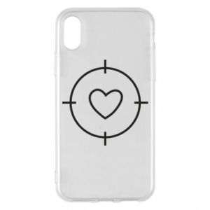 Phone case for iPhone X/Xs Purpose