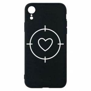 Phone case for iPhone XR Purpose