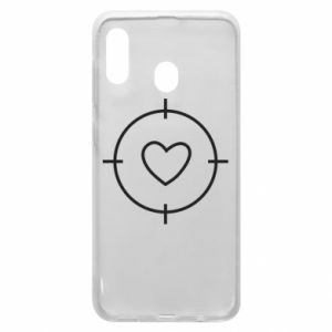 Phone case for Samsung A20 Purpose