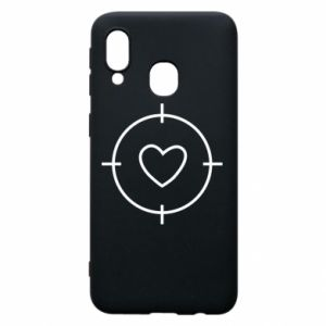 Phone case for Samsung A40 Purpose