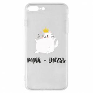 Etui na iPhone 8 Plus Purr-incess