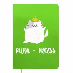 Notes Purr-incess
