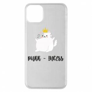 Etui na iPhone 11 Pro Max Purr-incess