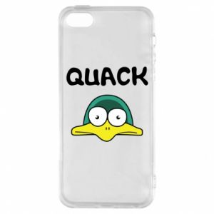Etui na iPhone 5/5S/SE Quack