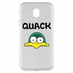 Etui na Samsung J3 2017 Quack