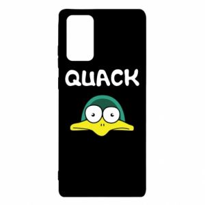 Etui na Samsung Note 20 Quack