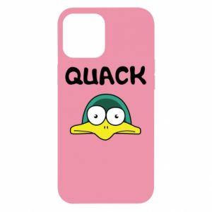 Etui na iPhone 12 Pro Max Quack