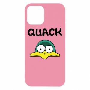 Etui na iPhone 12/12 Pro Quack