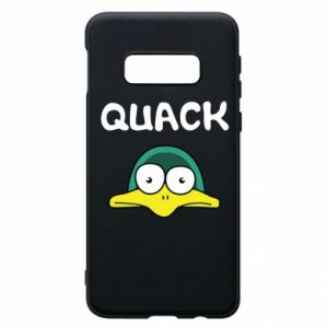 Etui na Samsung S10e Quack