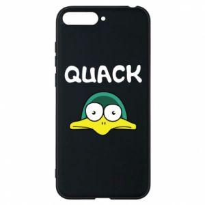 Etui na Huawei Y6 2018 Quack