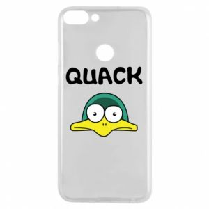 Phone case for Huawei P Smart Quack